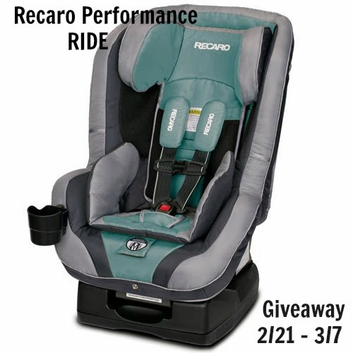 Recaro Performance Ride carseat