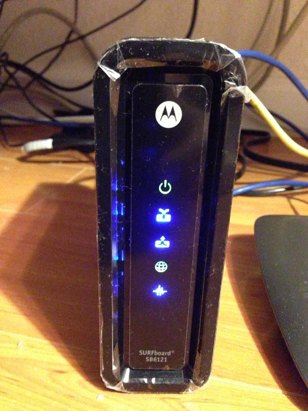 Business Class Internet: Comcast Business Class Internet Modem