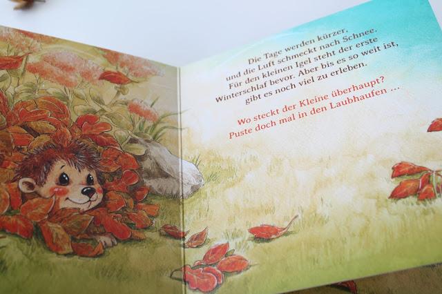 kleiner Igel Herbst Neuheiten Kinderbuecher Boje Verlag Kinderbuchtipp Buchtipp Leseratten Jules kleines Freudenhaus