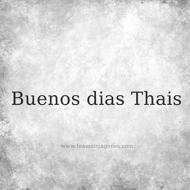 Imagen para desear buenos días thais