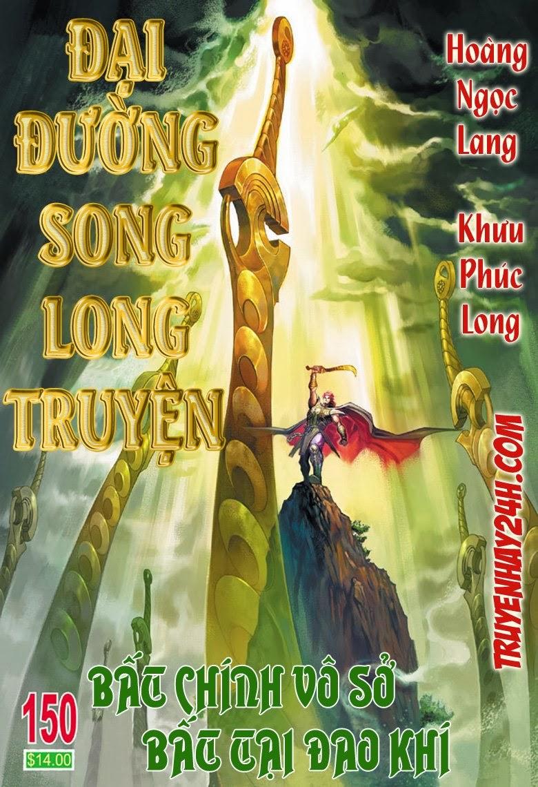 Đại Đường Song Long Truyện chap 150 - Trang 1