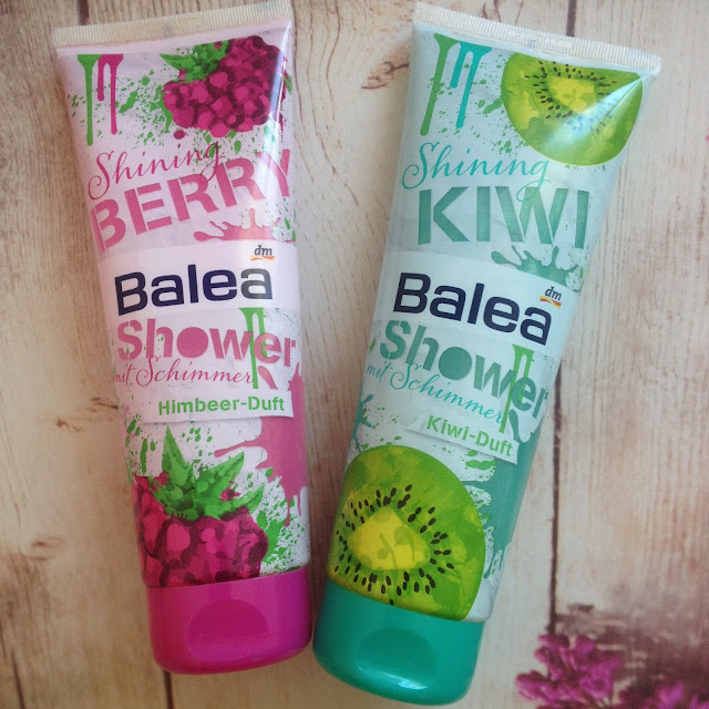 Balea Shining Berry  showe gel