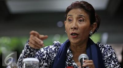 Maju jadi DKI1 Menteri Susi Bersedia jadi Juru Kampanye Rizal Ramli