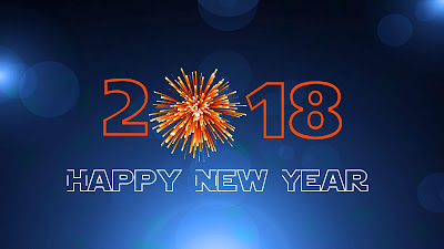 2018 Happy New Year HD Photo Download