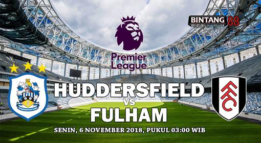 Prediksi Huddersfield Town VS Fulham 6 November 2018