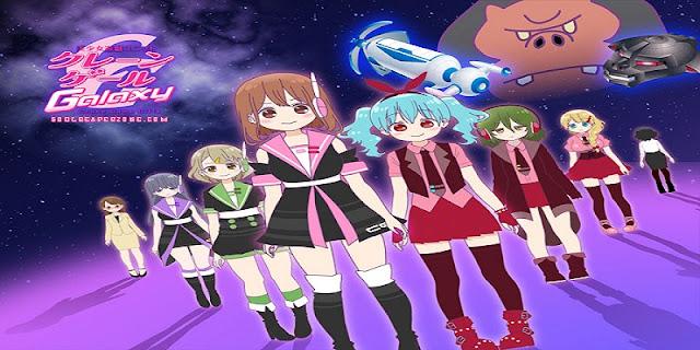 sinopsis Bishoujo Yuugi Unit Crane Game Girls Galaxy (2016)