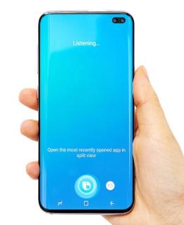 Cara Memasang SD Card di Samsung Galaxy S10