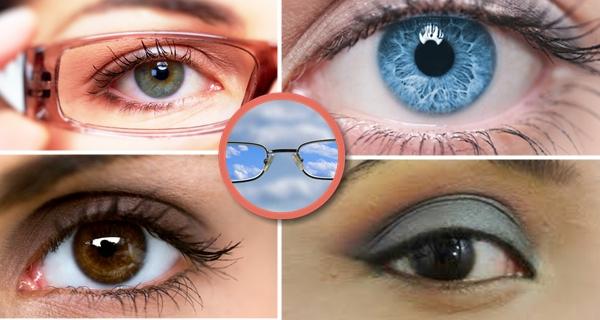 ce culoare alegi pentru ochelarii de vedere
