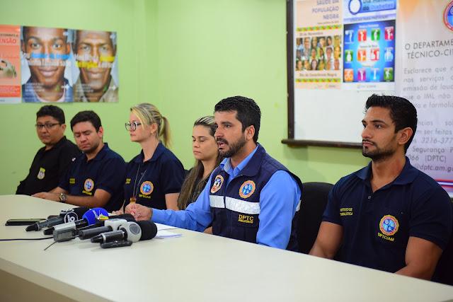 IML libera mais 16 corpos de presos mortos em confronto