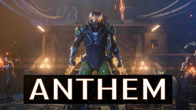 Anthem game review, Anthem game news, Anthem game release date, Anthem game story