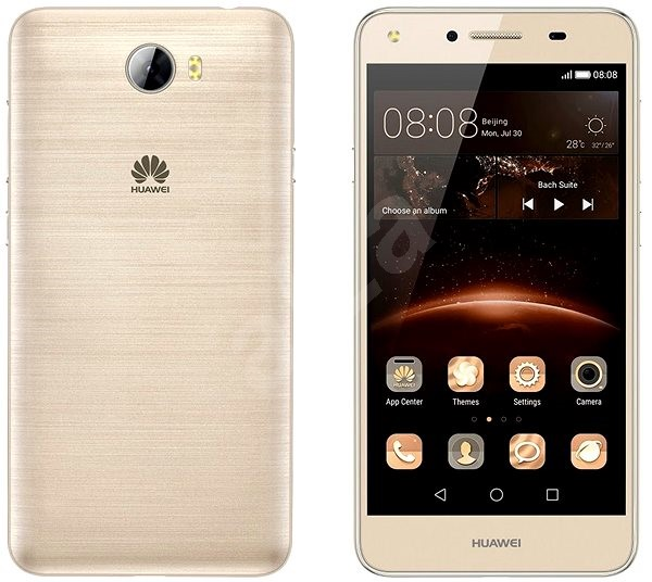 Huawei Y5 (II) come chiudere app