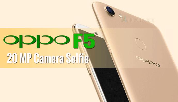 harga Oppo F5