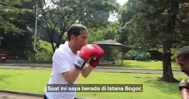 Banyak yang Ingin Jadi Cawapres Jokowi, Netizen: Seakan-akan Jokowi tak Bisa Dikalahkan