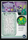 My Little Pony Saddle Rager Series 3 Trading Card