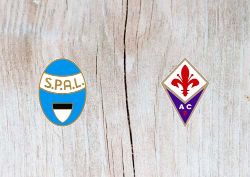 SPAL vs Fiorentina - Highlights 17 February 2019