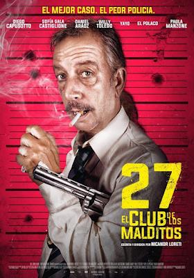 27: El club De Los Malditos [2018] [DVD R4] [Latino]