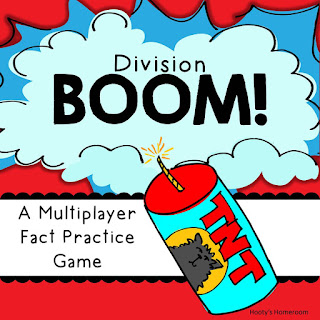 https://www.teacherspayteachers.com/Product/Boom-Division-Fact-Practice-Game-366597