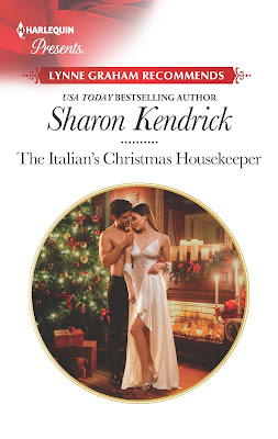 The Italian's Christmas Housekeeper cover