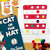 Cat in the Hat Alphabet Game Inspired by Dr. Seuss