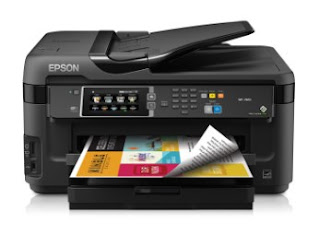 Epson WorkForce WF-7610 Printer Driver Download