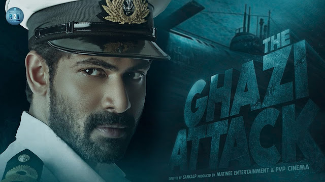 The Ghazi Attack: A War Film With Real Touch Is A Must Watch