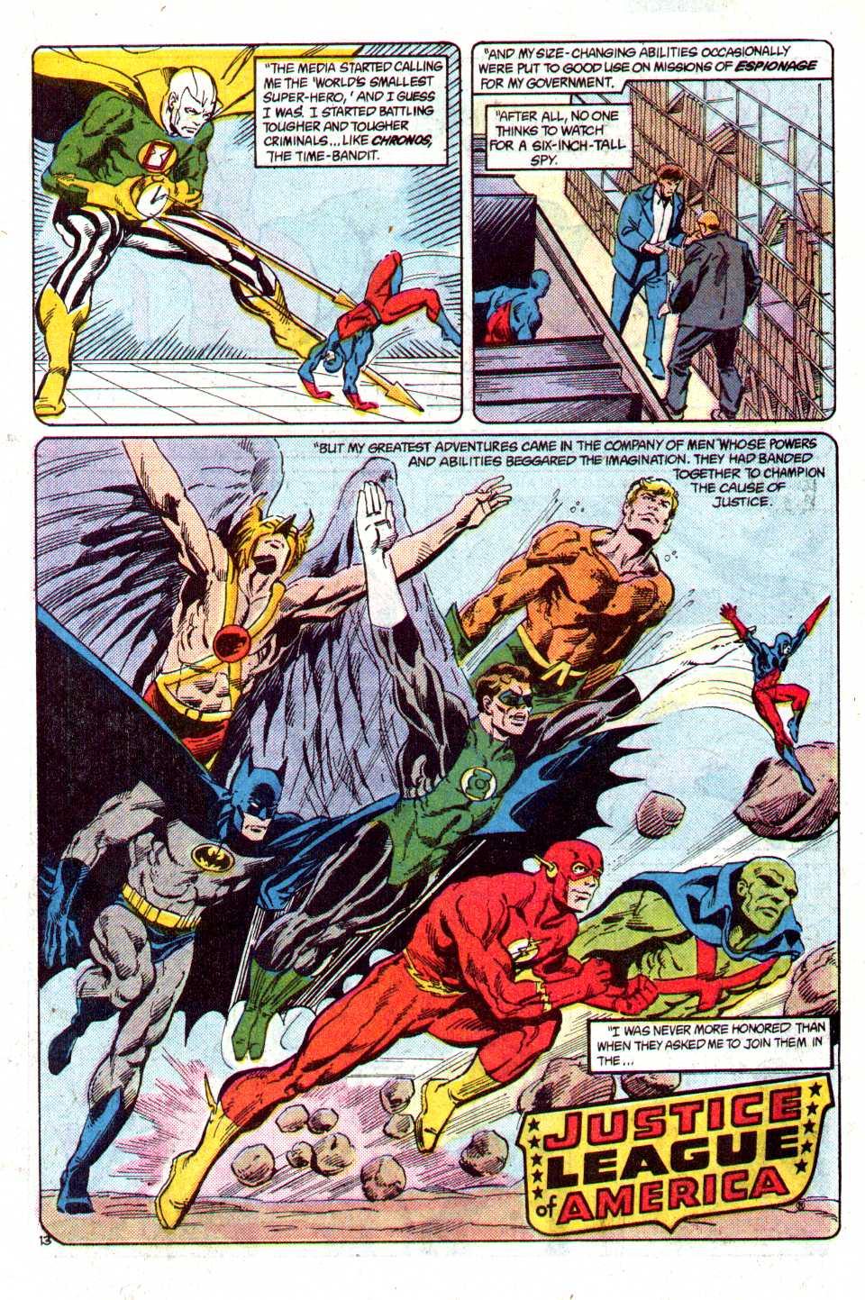 Read online Secret Origins (1986) comic -  Issue #29 - 15