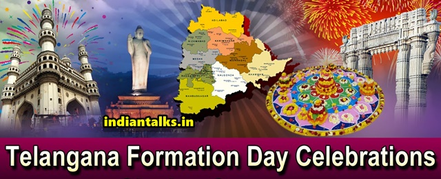 Telangana-State-TS-Formation-Day-2016