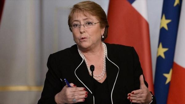 Bachelet promulga ley contra la corrupción en Chile