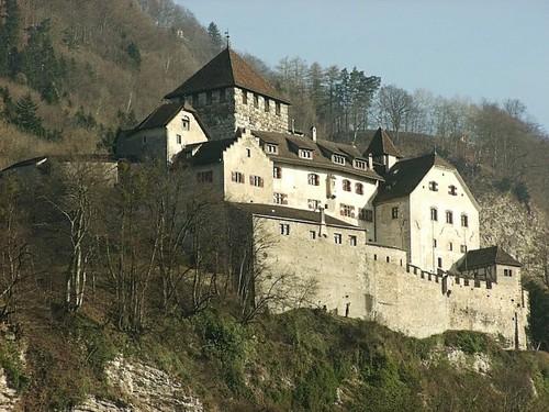 Castelo de Vaduz - Liechtenstein