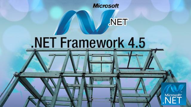 تحميل .NET Framework 4.5 كامل