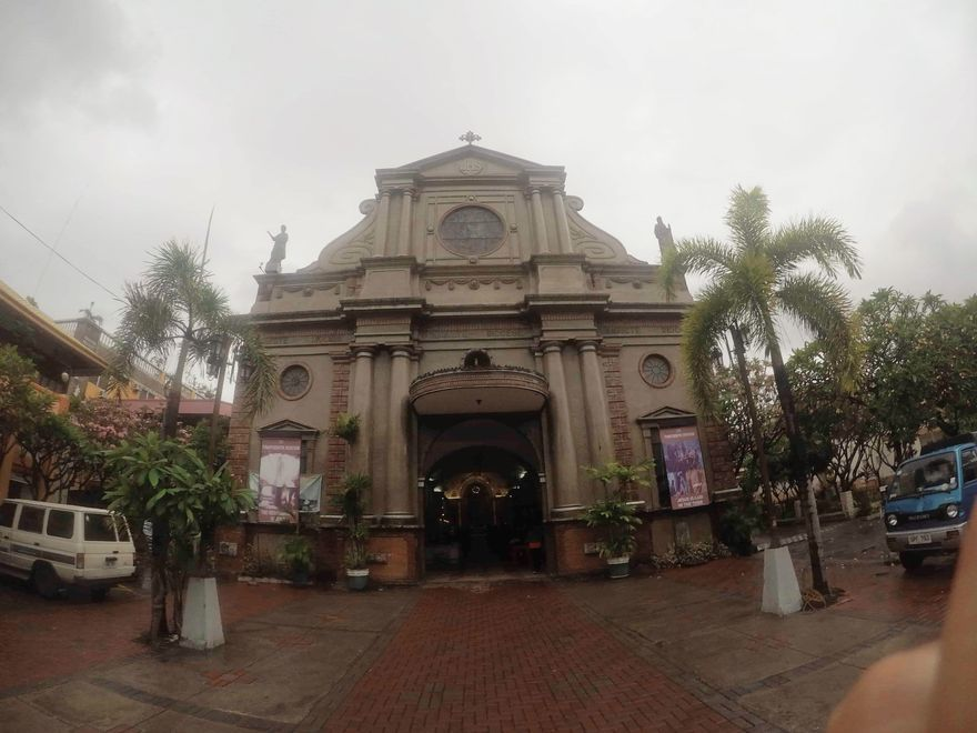 St. Catherine of Alexandria Cathedral in Dumaguete City