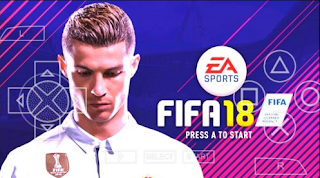 PES Mod FIFA 18 Patch Jogress V3 PPSSPP+Savedata for Android