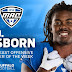 UB's K.J. Osborn named MAC East Offensive Player of the Week