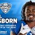 UB's K.J. Osborn named MAC East Offensive Player of the Week