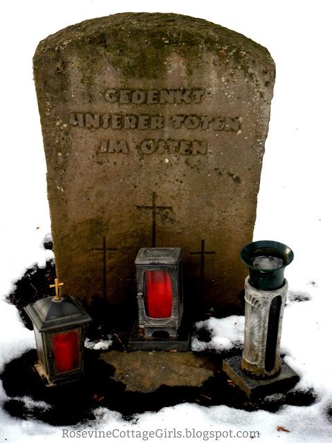 War Cemetery Simmerath #Germany