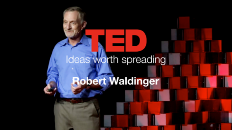 what makes a good life ted talk