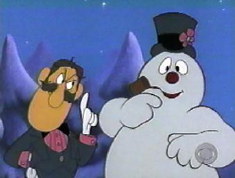 Hinkle and Frosty the Snowman 1969 animatedfilmreviews.filminspector.com