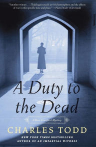 book cover of A Duty to the Dead by Charles Todd -- image used with permission by bn.com