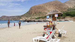 Safe to swim in north of Cape Verde