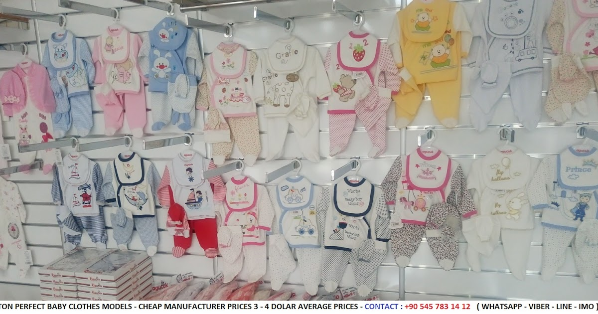 Wholesale Kids Clothing: Baby Clothes %100 Cotton ...