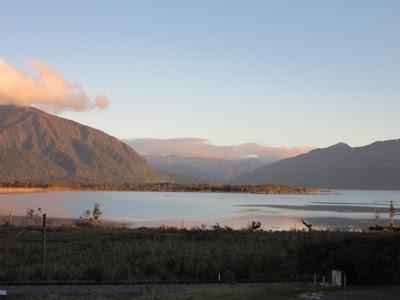 Moana y el lago Brunner, Nueva Zelanda