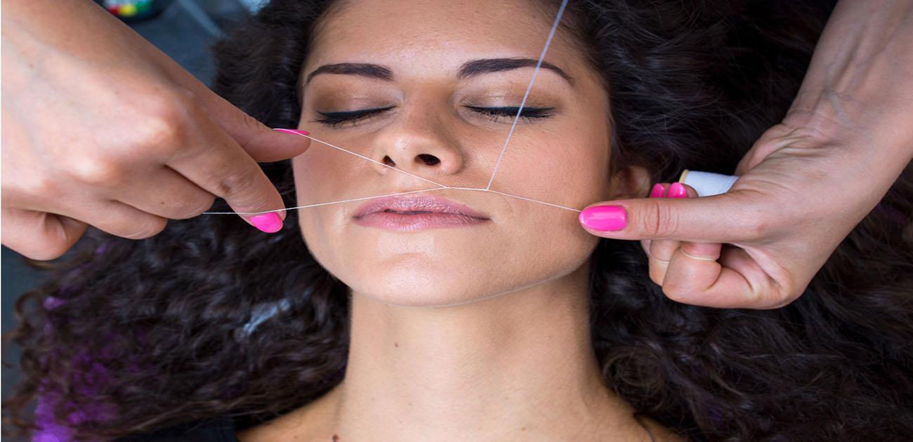 Face Threading Farhaans Beauty Parlour