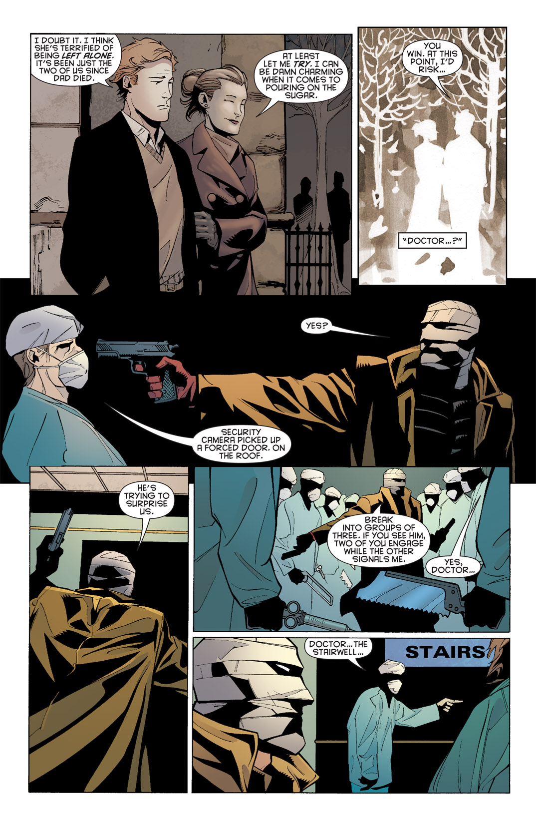 Detective Comics (1937) 849 Page 11