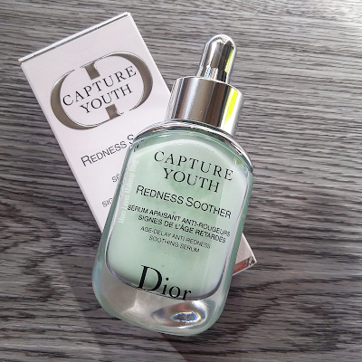 dior redness soother serum review
