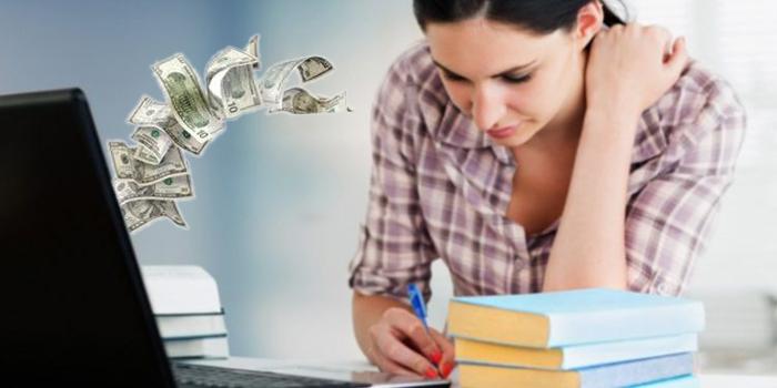 Menulis Dan Mendapat Uang