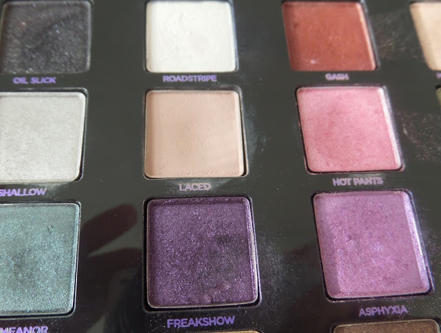 urban decay vice relaoded xx palette