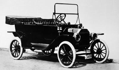 Hendry Ford, Balapan, dan Perusahaan Otomotif Dunia