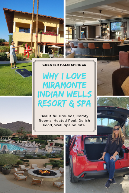 Miramonte Indian Wells Resort & Spa OnTheGoOC Pinterest
