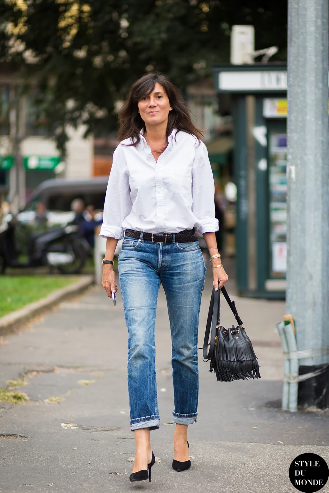 Wear These 3 Easy Basics for the Perfect French-Girl Outfit