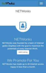Introducing NETwonks: Best Way To Generate Quality Backlinks and Traffic To Your Blog